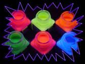 UV färg till tyg, tröjor, backdrop osv. Set med 6st färger