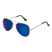 Pilotglasögon blå