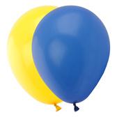 Sverigeballonger 8-pack