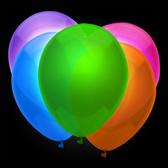 Ballonger Neonfärgade  50-pack