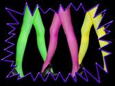 UV strumpbyxor gul