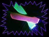 UV handskar rosa